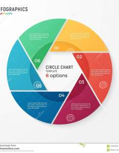 Download comp also vector circle chart infographic template for data visualization rh dreamstime