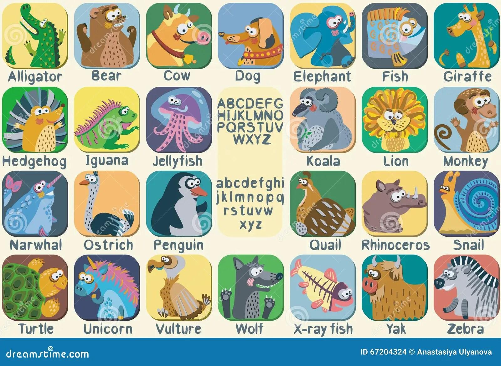 New Alphabetical Order Esl
