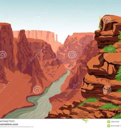 grand canyon stock illustrations 677 grand canyon stock illustrations vectors clipart dreamstime [ 1300 x 1110 Pixel ]