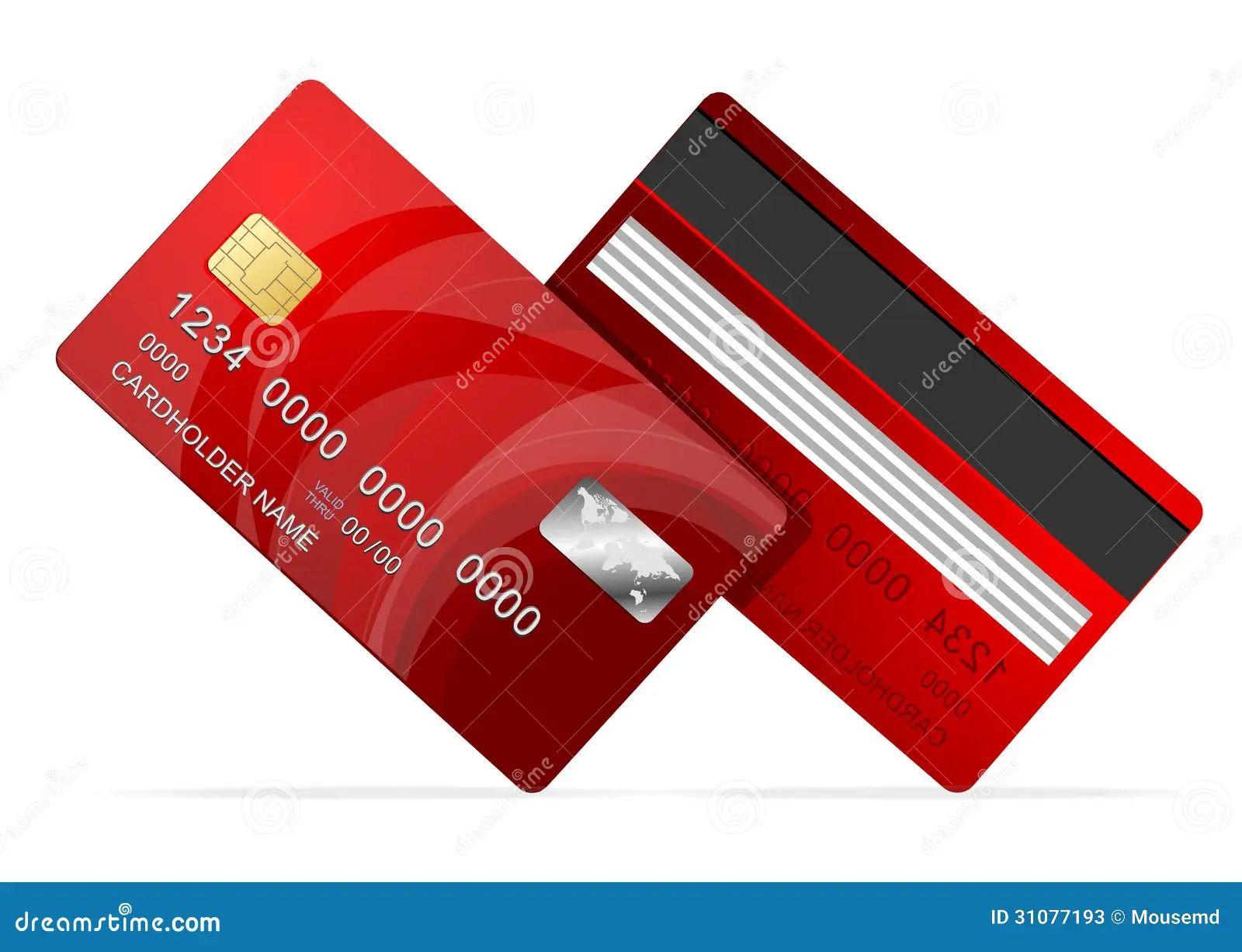 credit card payment plan template