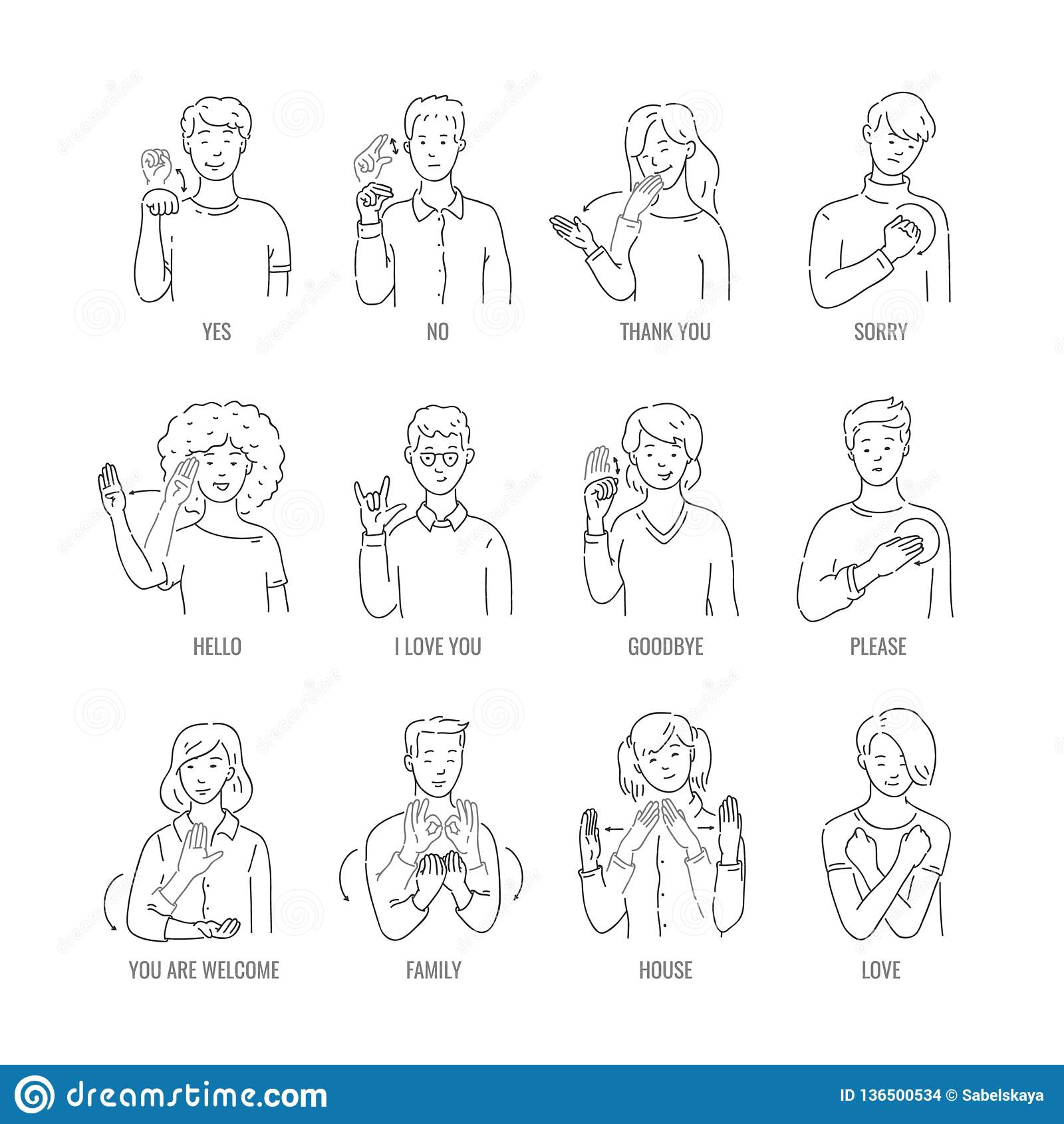 35 Ideas For Hello In Sign Language Pictures