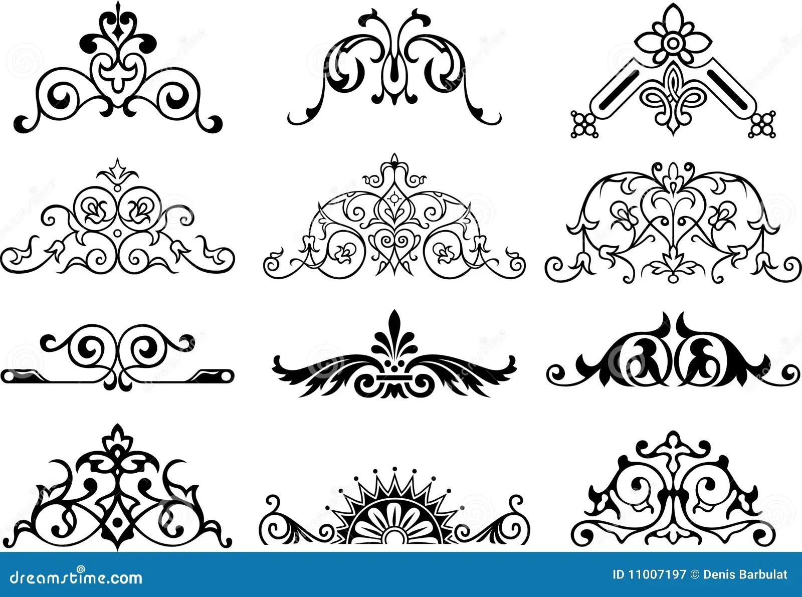 vector design elements stock
