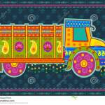 Indian Truck Vector Stock Illustrations 379 Indian Truck Vector Stock Illustrations Vectors Clipart Dreamstime