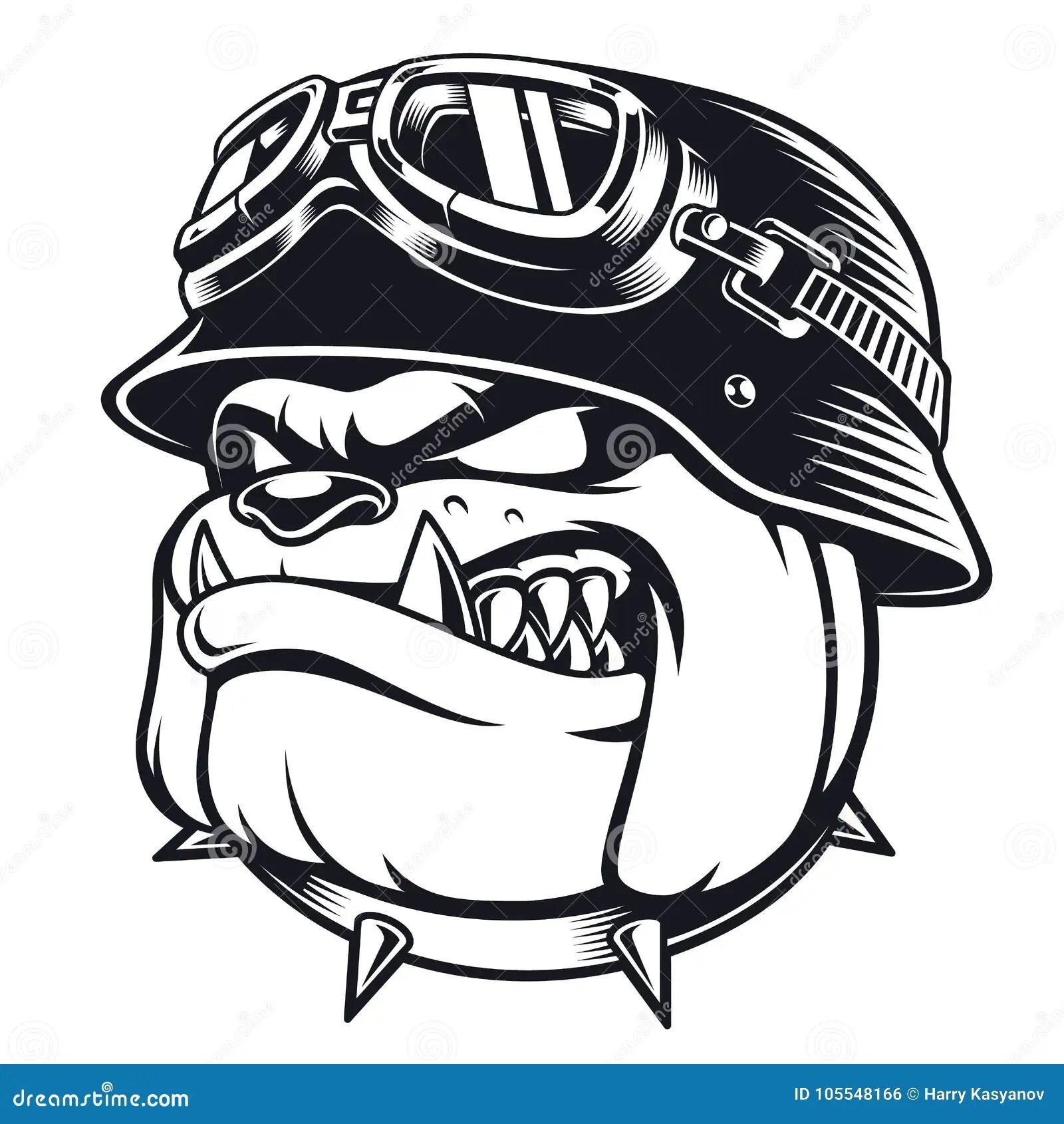 Bulldog Cartoons Illustrations Amp Vector Stock Images