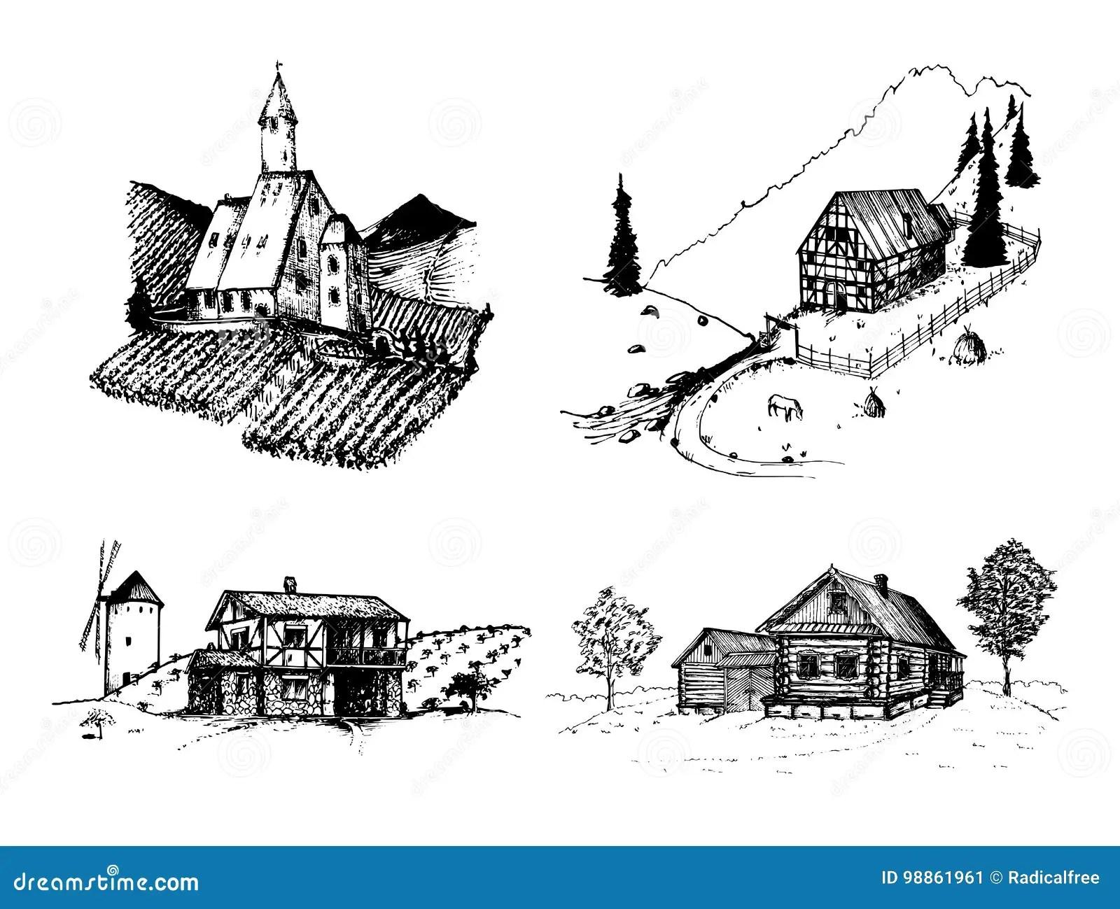 Homestead Cartoons, Illustrations & Vector Stock Images