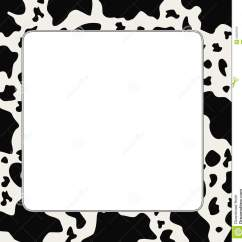 Cow Print Chairs Next Home Chair Covers Vector Frame With Abstract Skin Texture Stock - Illustration: 23003910