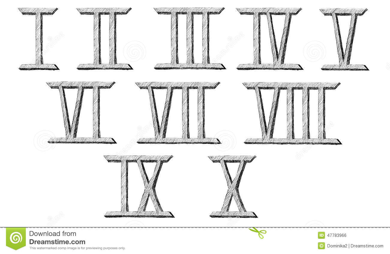 Roman Numeral Worksheet Quizzes