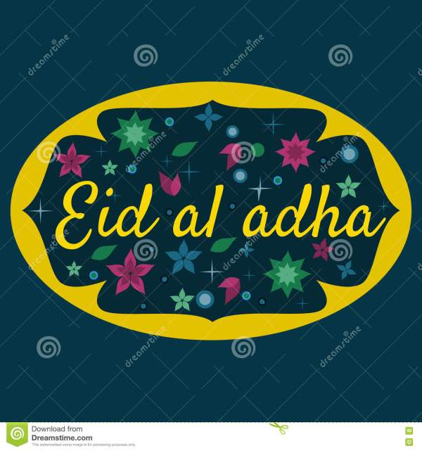 Vector Holiday Named Eid Al Adha Festival Of Sacrifice