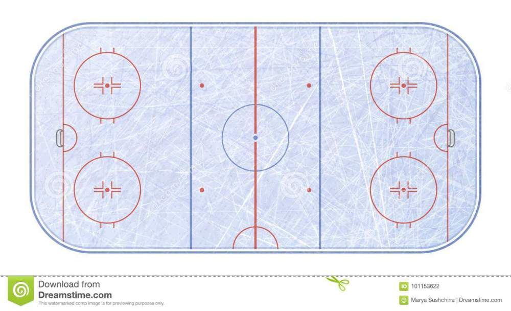 medium resolution of vector of ice hockey rink textures blue ice ice rink top view vector illustration background