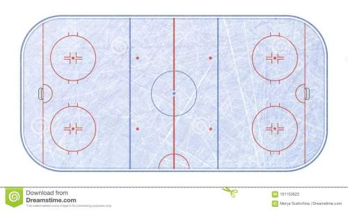 small resolution of vector of ice hockey rink textures blue ice ice rink top view vector illustration background