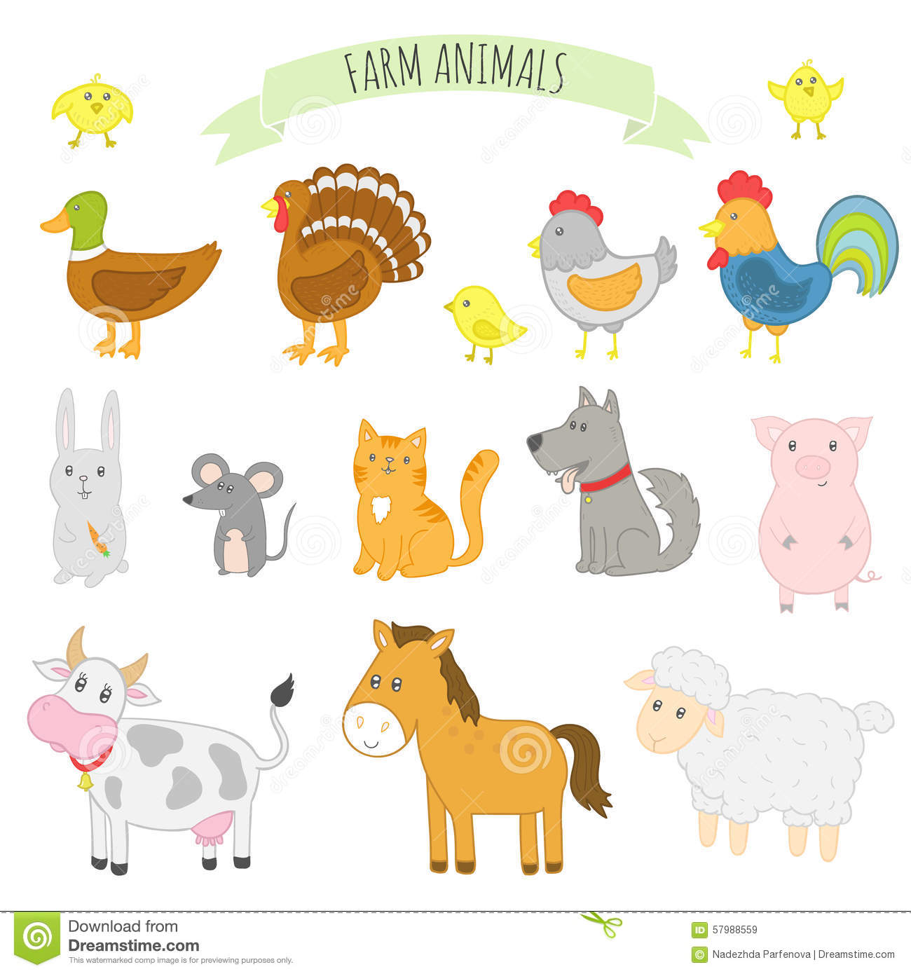 Farm Animals Pictures For Kids