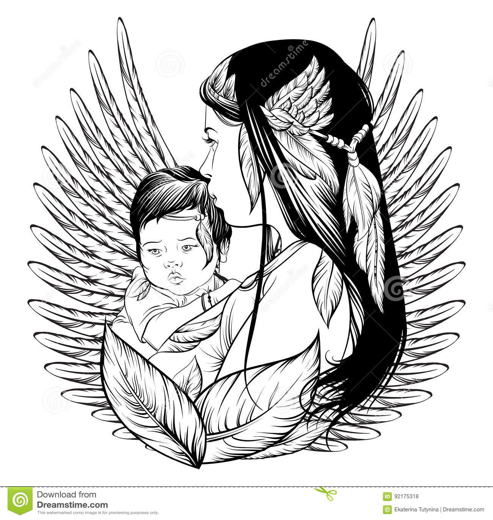 Babysitter Cartoons Illustrations Amp Vector Stock Images