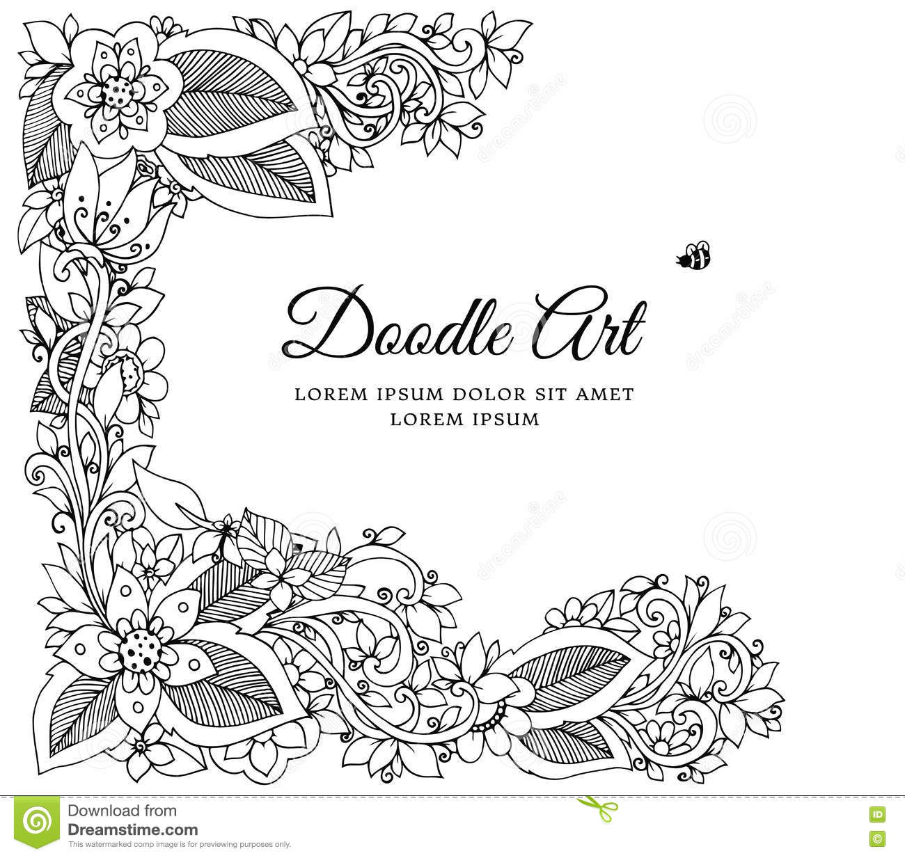 Christmas Frame Coloring Page Coloring Pages Borders 2057430