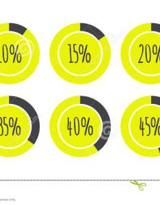 Vector infographics pie charts isolated on also rh dreamstime