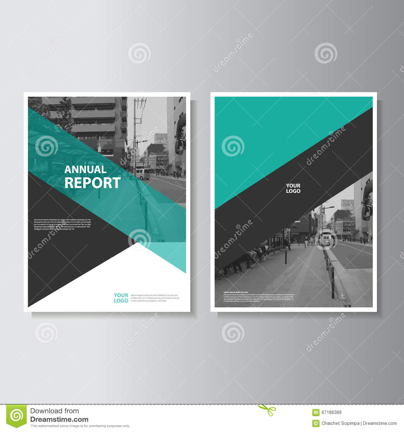 free report cover templates