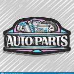 Auto Parts Logo Stock Illustrations 3 073 Auto Parts Logo Stock Illustrations Vectors Clipart Dreamstime