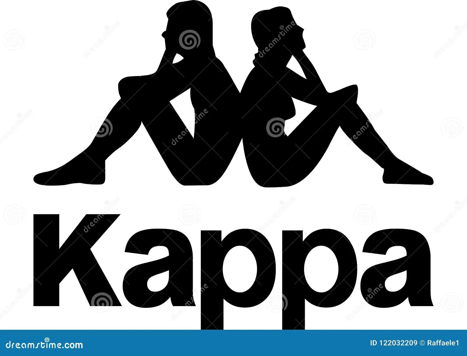 Kappa Logo Editorial Stock Image. Illustration Of Logo