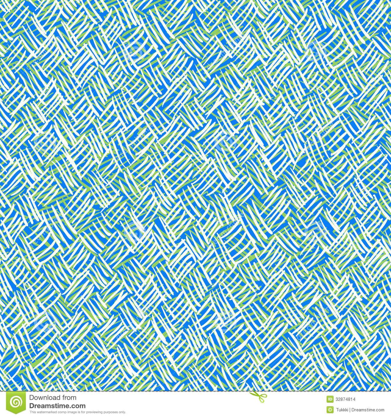 Fall Bohemian Fashion Wallpaper Vector Pattern With Brushed Crossing Thin Lines Stock