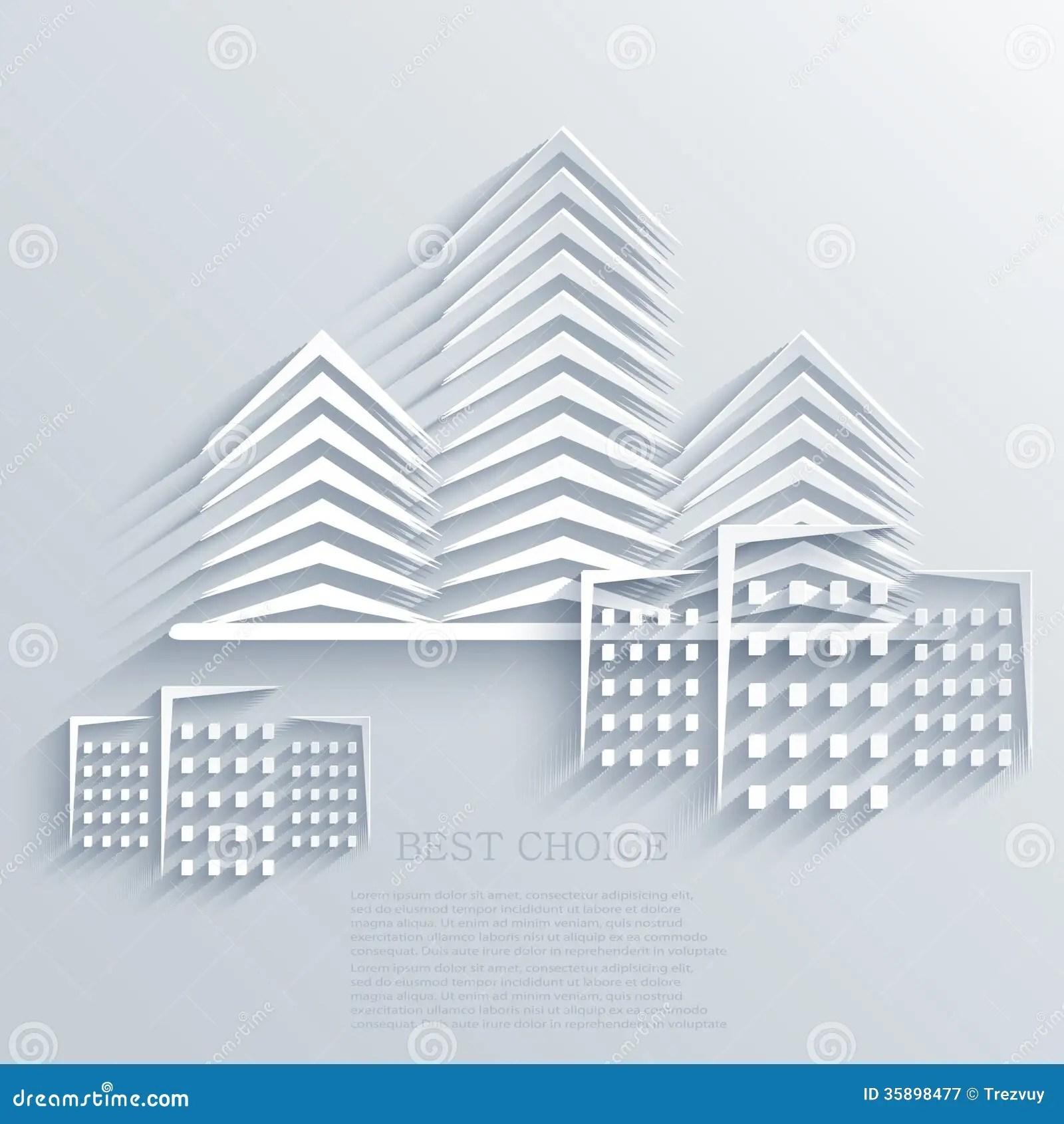 vector real estate icon