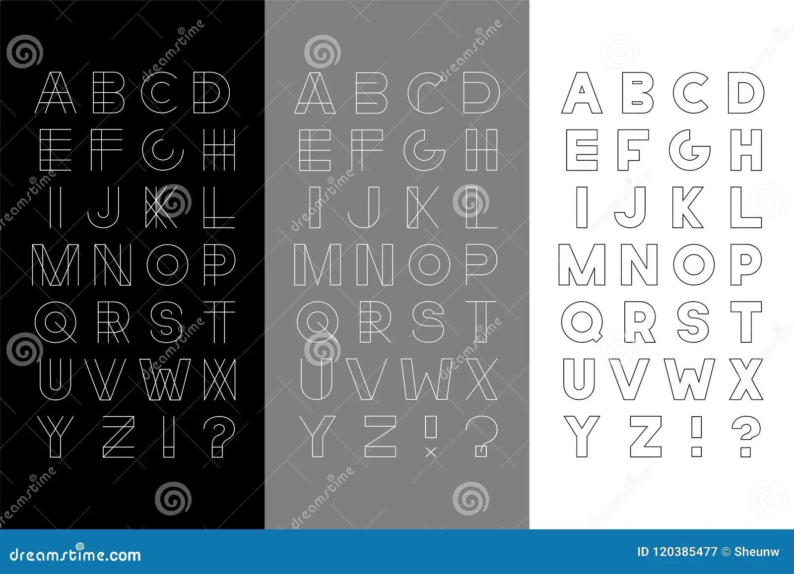 Stylish Alphabets In English