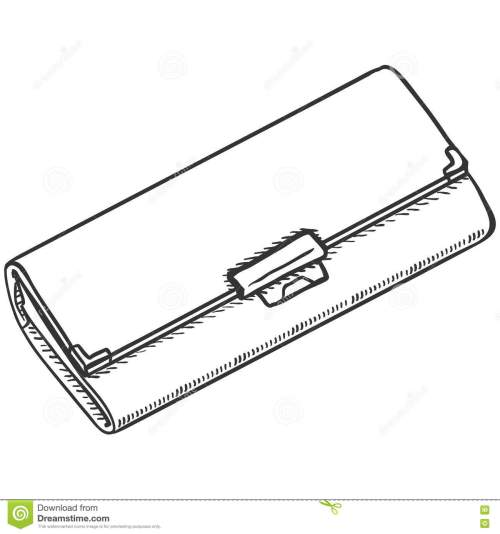 small resolution of vector single sketch womens purse