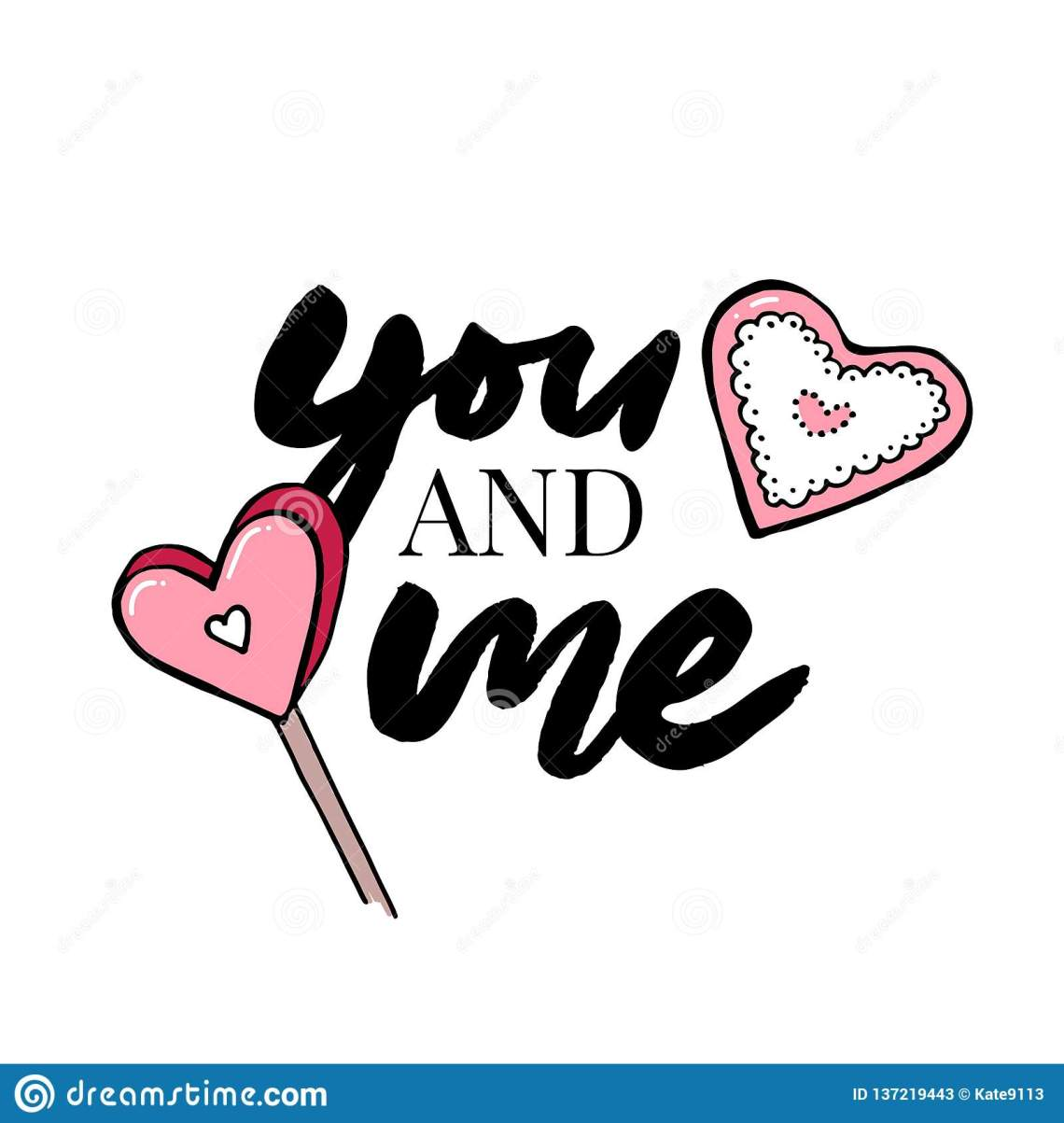 Download Vector Valentines Day Text With Glitter Elements. Shine ...