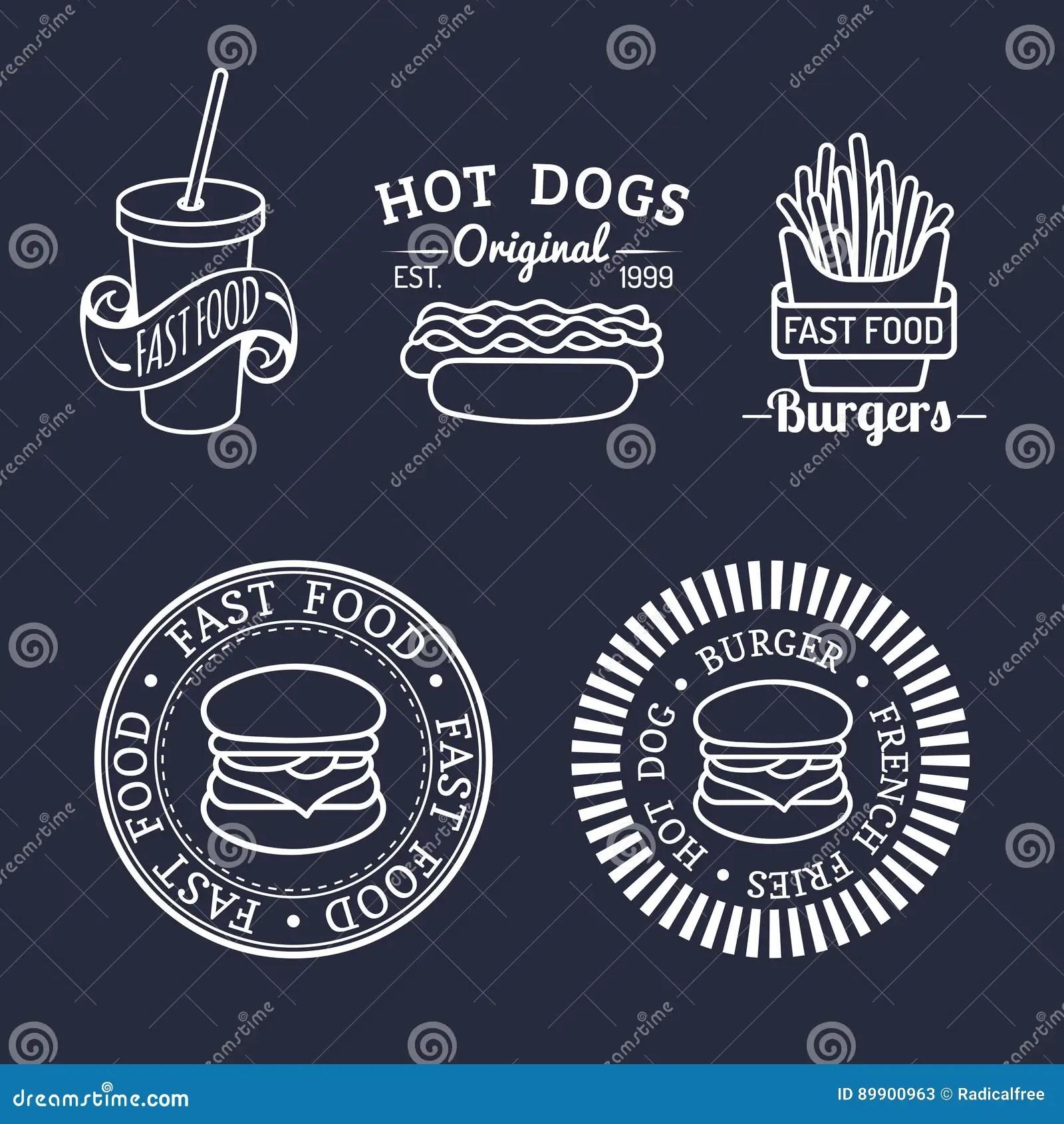 American Restaurant Logos