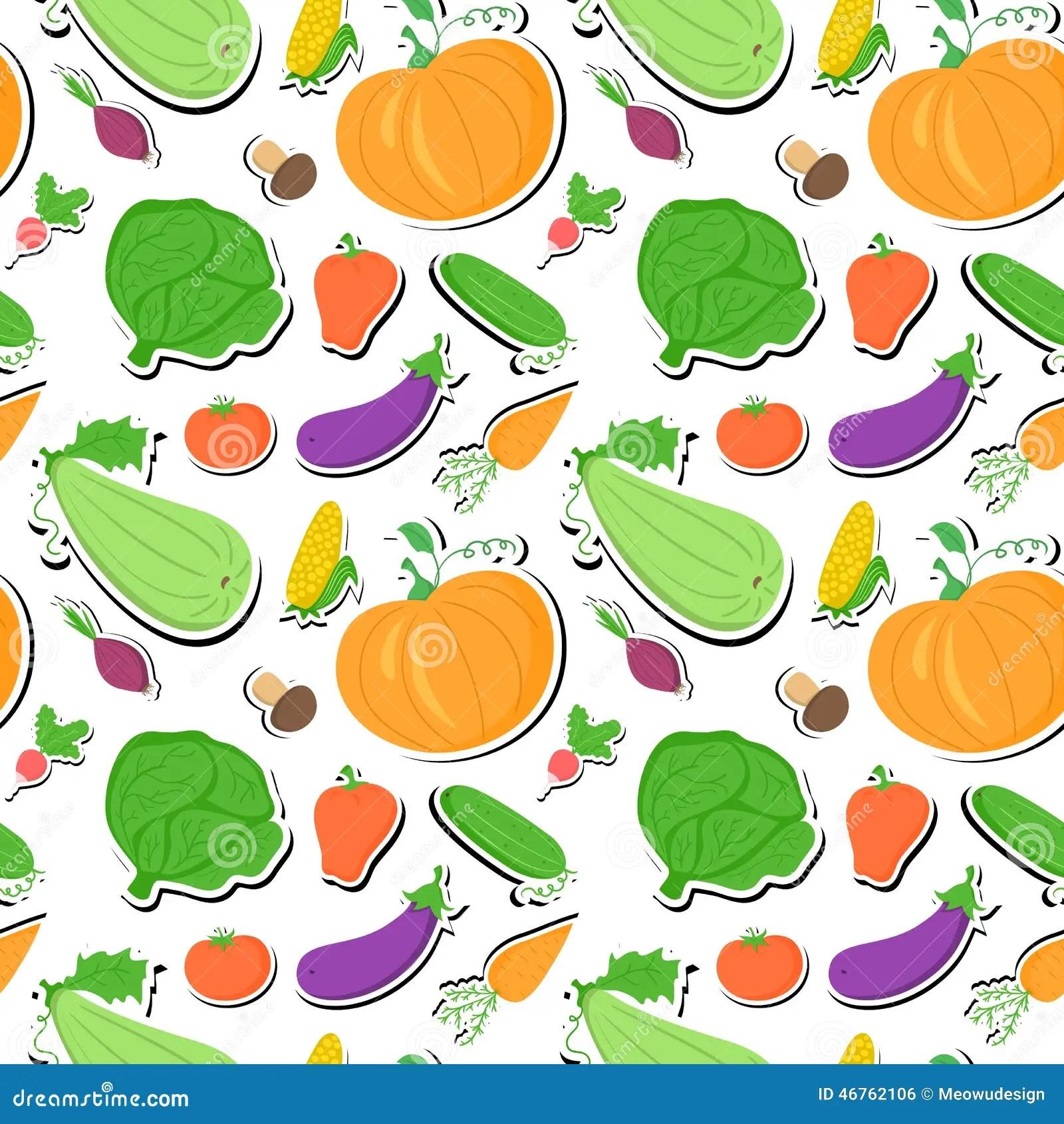 kitchen wallpaper patterns viking outdoor vegetables seamless pattern vector background stock