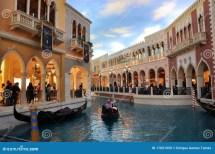 Venetian Hotel Las Vegas Editorial Stock
