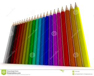 pencil vertical background arrangement shade every