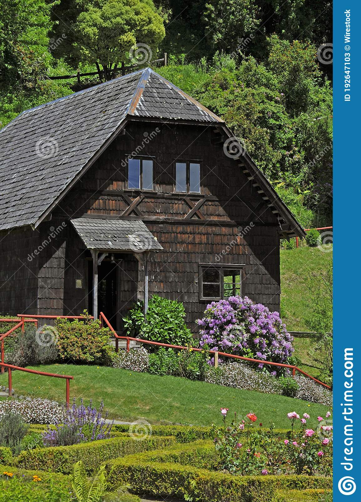 German Colonial House : german, colonial, house, 9,250, Colonial, Museum, Photos, Royalty-Free, Stock, Dreamstime