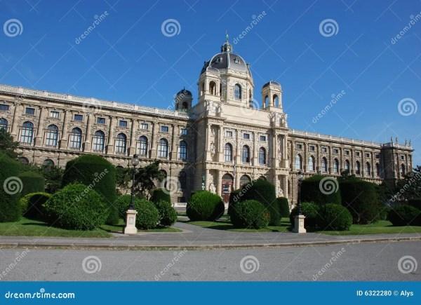 Vienna-musseum Of Fine Arts Stock - 6322280