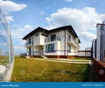 Villa Stock - 45977787
