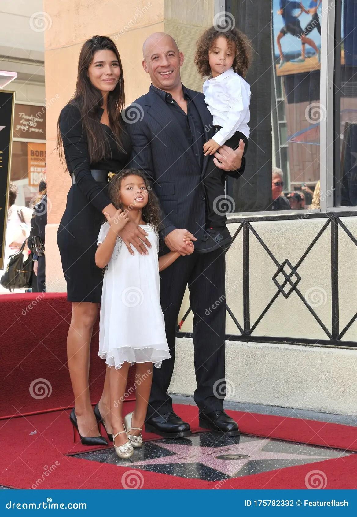 pics Vin Diesel Family dreamstime com