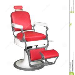 Old Barber Chairs Jefferson Rocking Chair Vintage Isolated Stock Photo Image 33399122