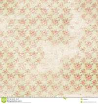 Vintage French Floral Shabby Rose Chic Wallaper Stock ...