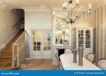 Inside Luxury Mansions Interior