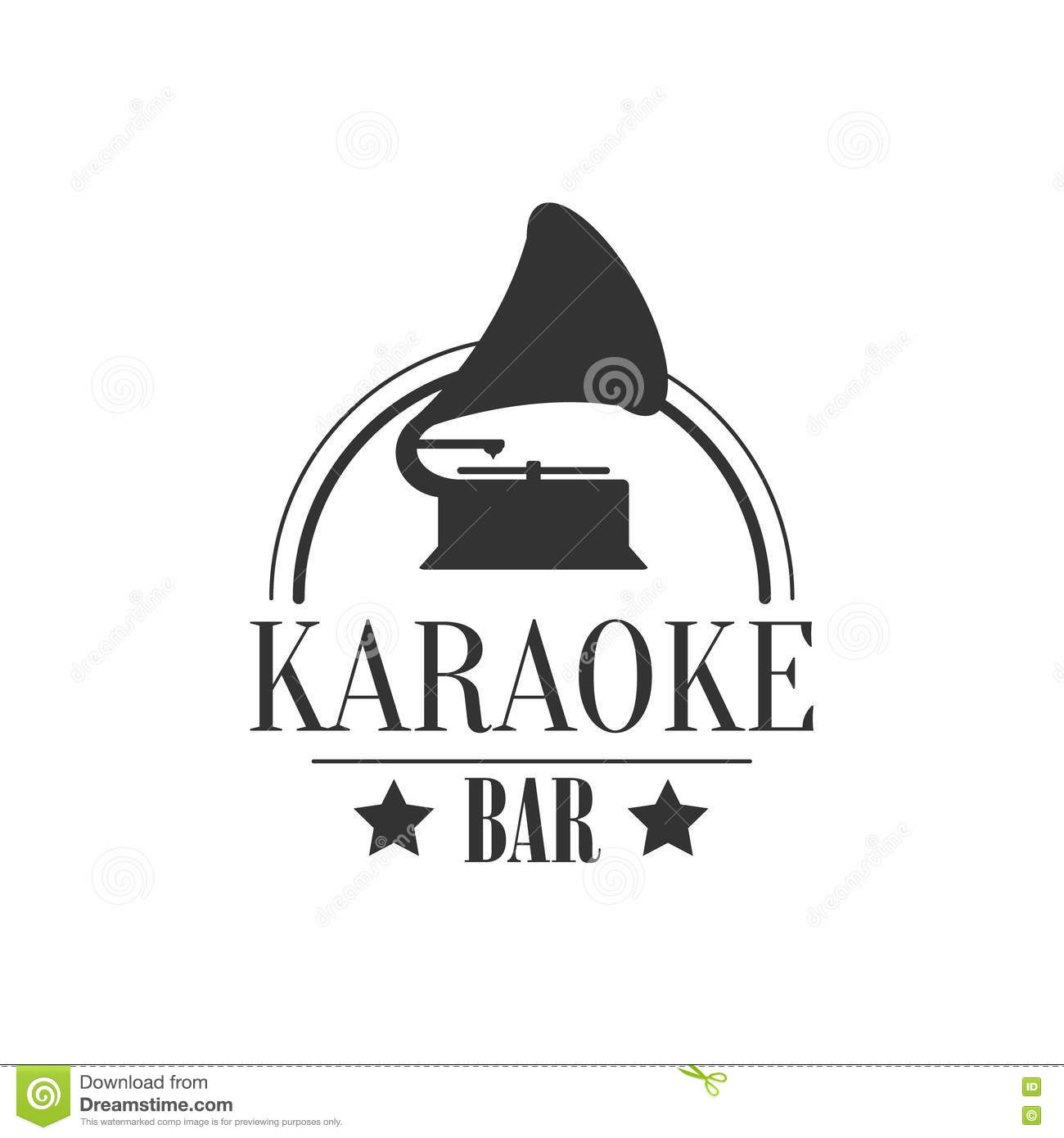 Vintage Music Player Karaoke Premium Quality Bar Club