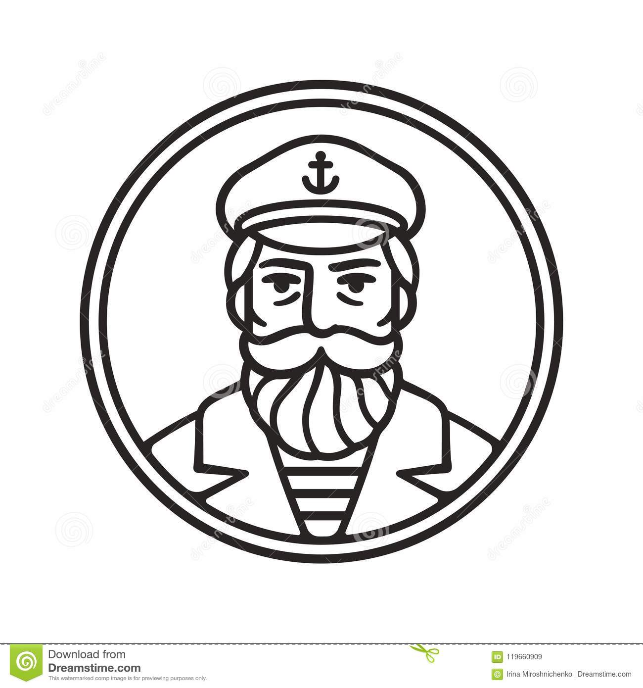 Captain Cartoons, Illustrations & Vector Stock Images