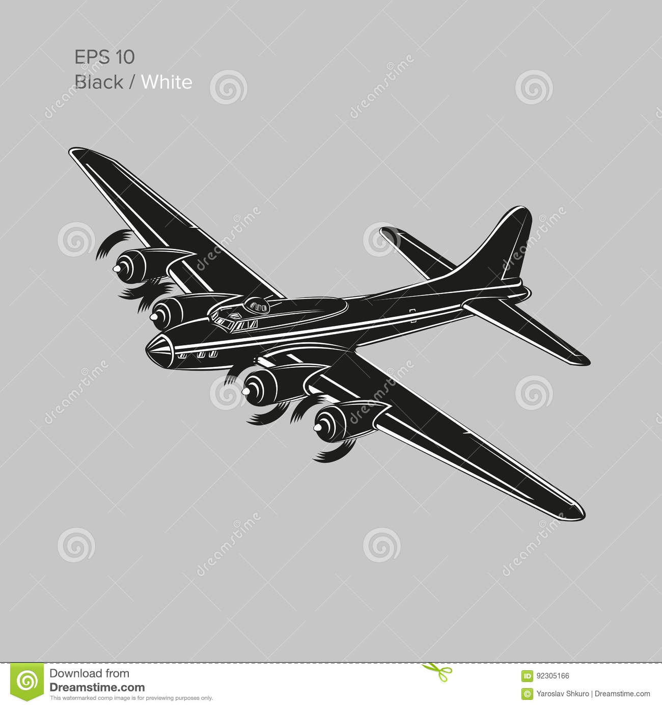 Airplane Aircraft Posters And Diagramspiston Engines In