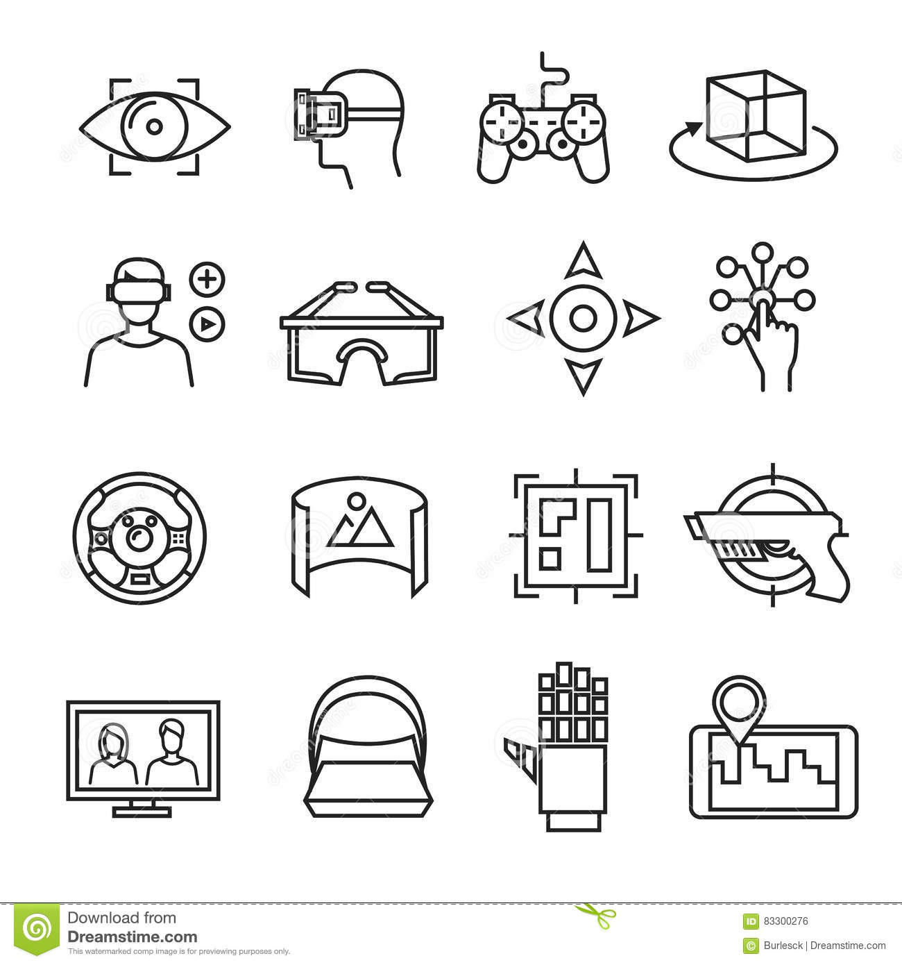 Simulation Cartoons Illustrations Amp Vector Stock Images