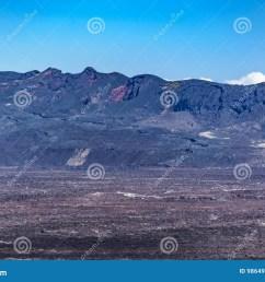 escena a rea del paisaje de la sierra volc n del negra el segundo mayor volc n en la tierra situada en la isla de isabela las islas gal pagos ecuador [ 1300 x 957 Pixel ]