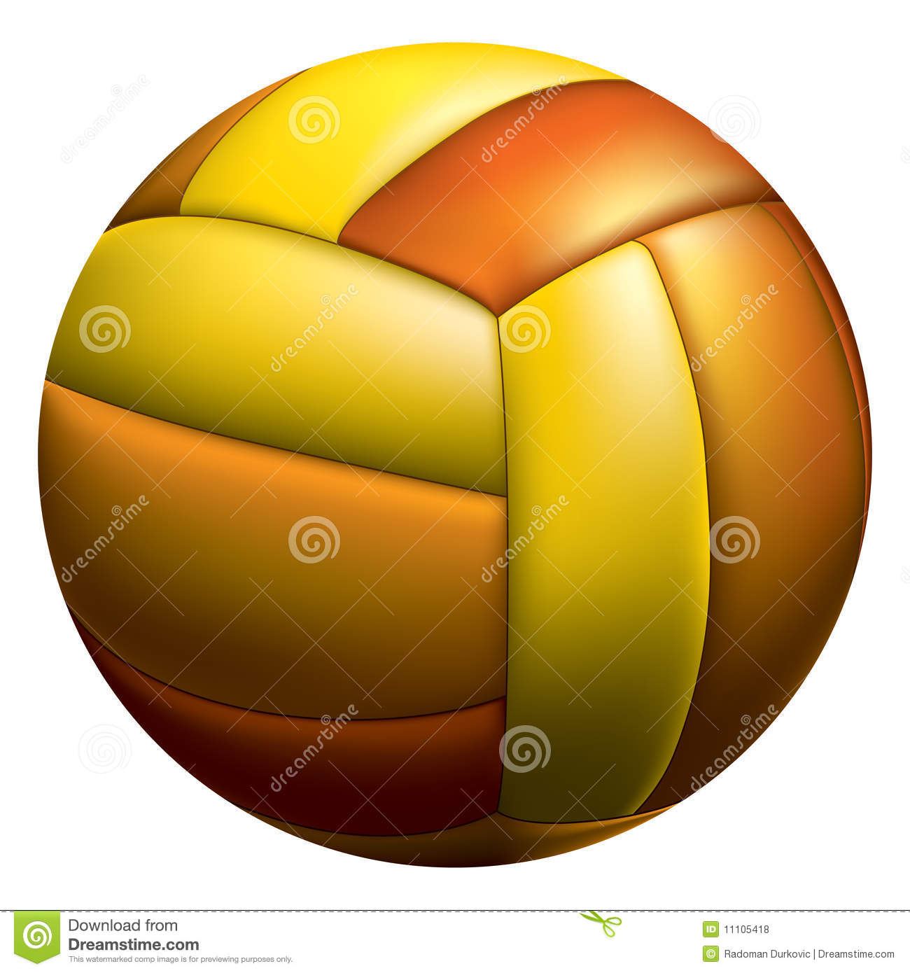 volleyball vector free download