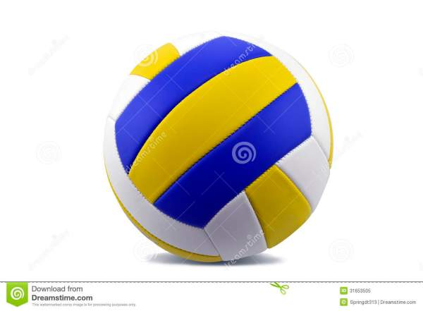 Volleyball Royalty Free Stock - 31653505