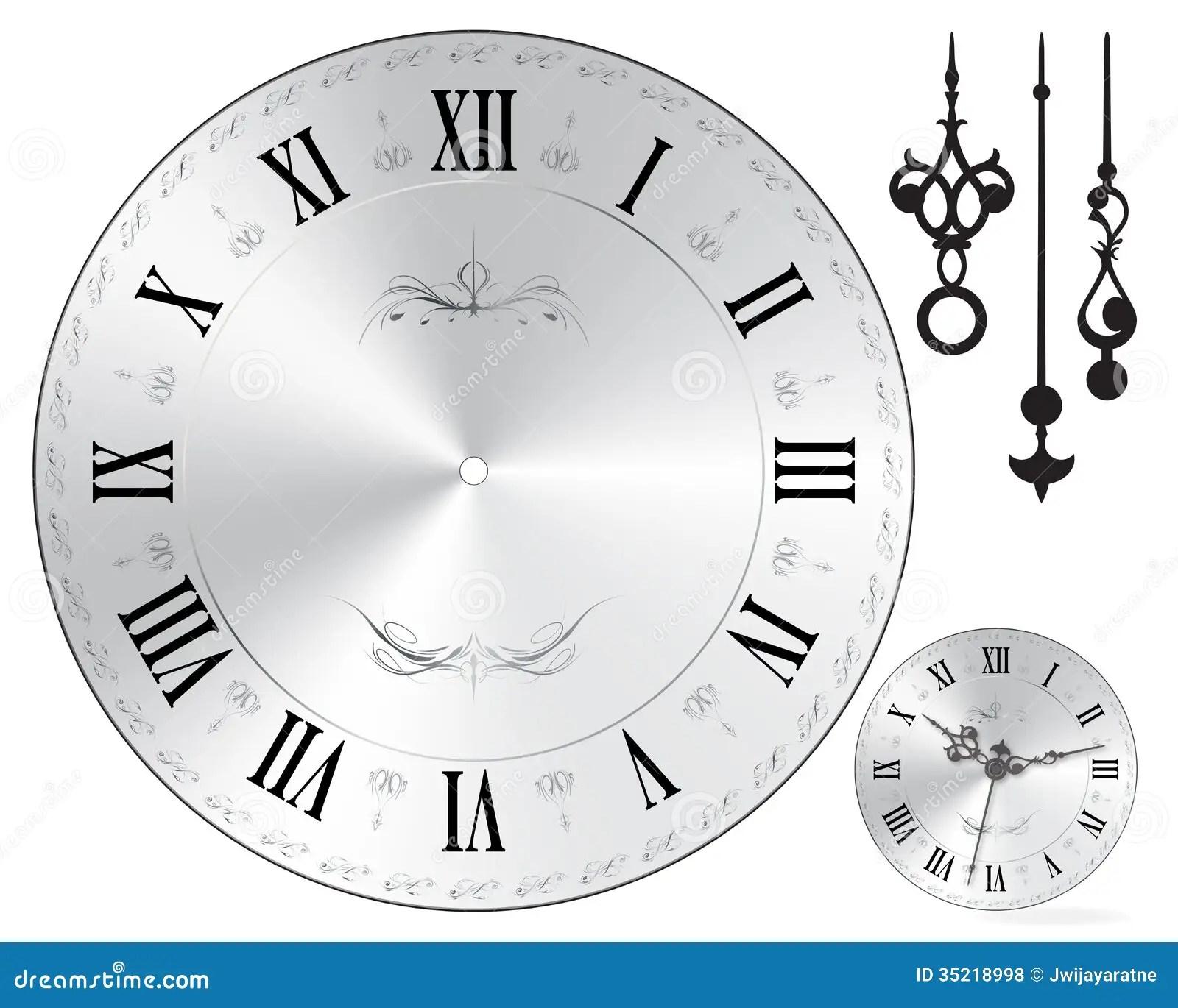 Clock Face Download