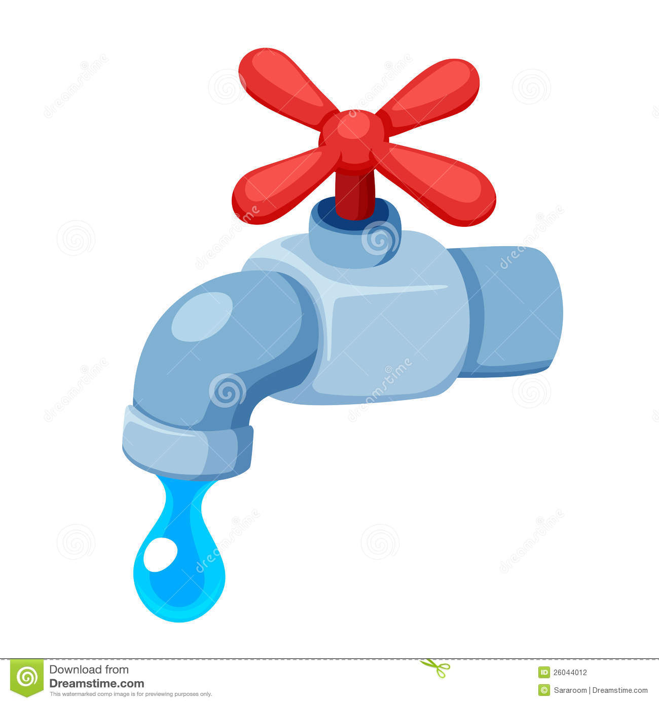 Water Tap Stock Photography  Image 26044012