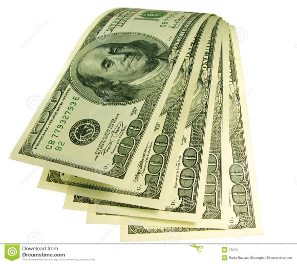 Waterfall Of Money Stock Photos - Image: 75223