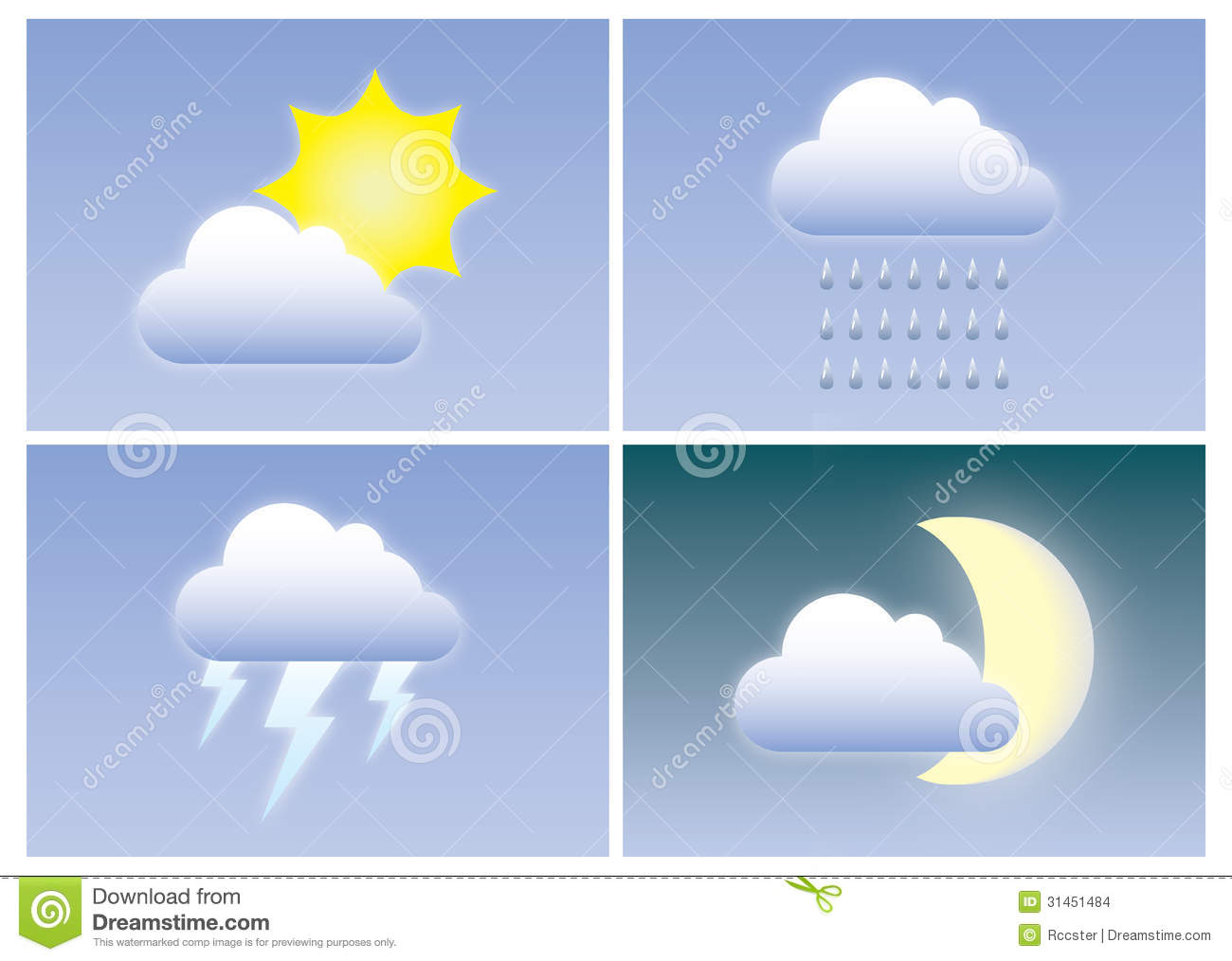 Meteorology Stock Images