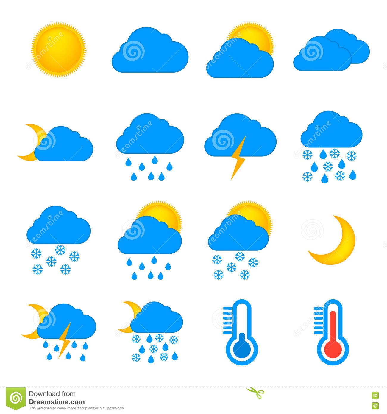 Rain Cloud Worksheet