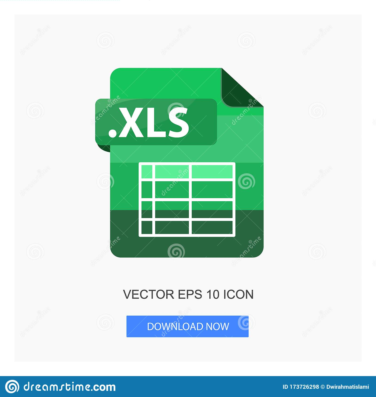 Webdocument Formats Excel Xls With Table Sign Symbol File